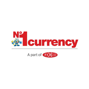 No1. Currency Logo