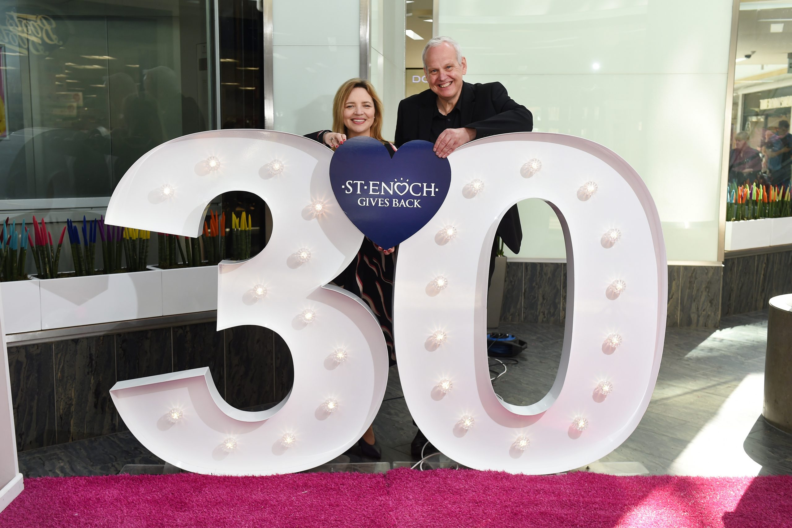 3 for 30 – St. Enoch Cares