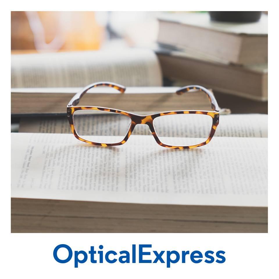 £15 Off at Optical Express