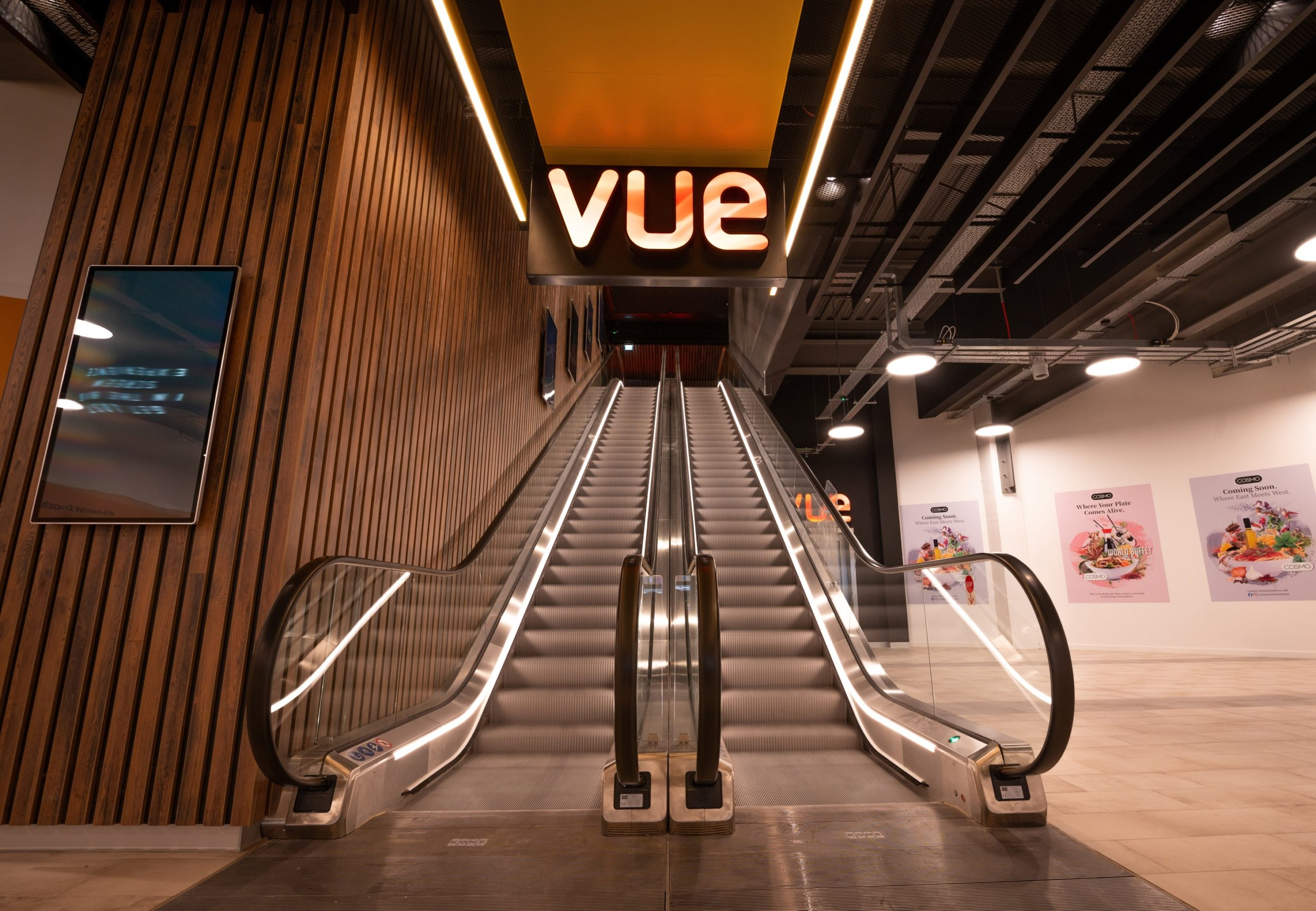 Vue set to open on 17 May