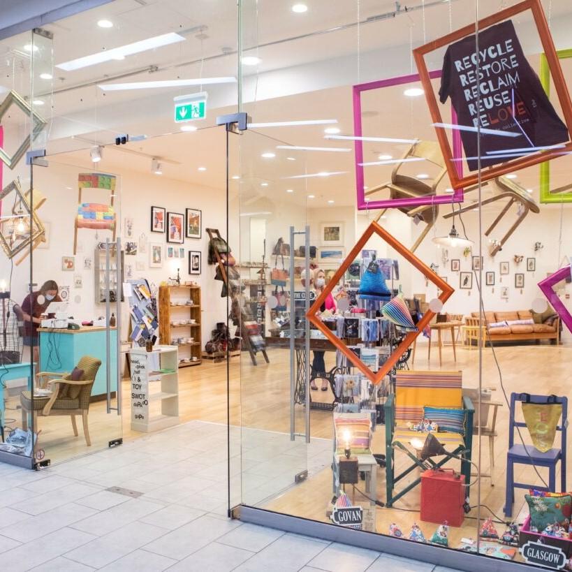 St. Enoch Centre Opens Single-Use Plastic-Free Shop
