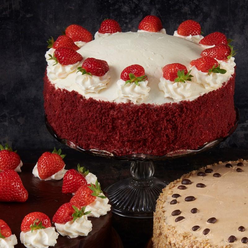 Handmade Cakes at Muffin Break