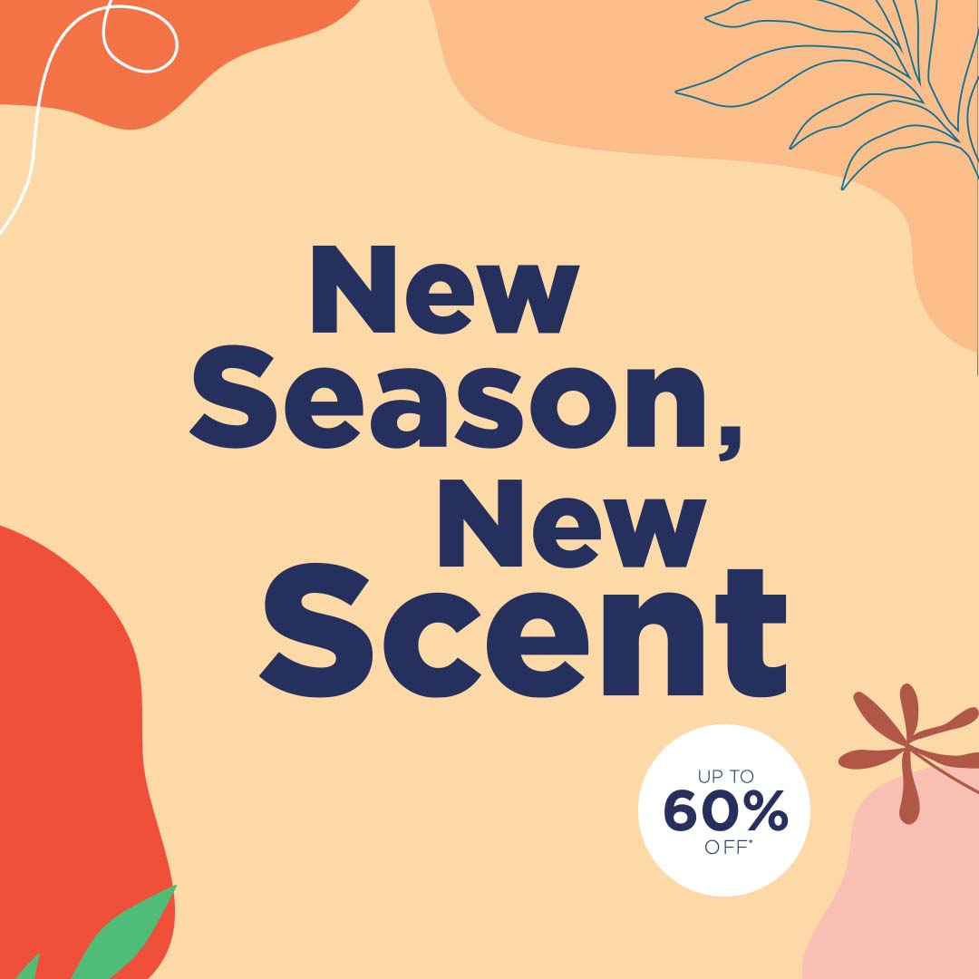 New Season, New Scent